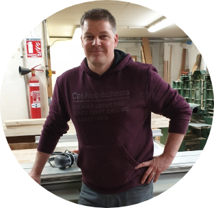 Andrew Hemus Your Cabinetmaker Creator and Designer