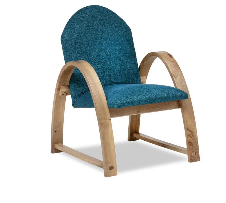 """Furniture - Armshair  """"Ellipse"""" Carson Paon"""