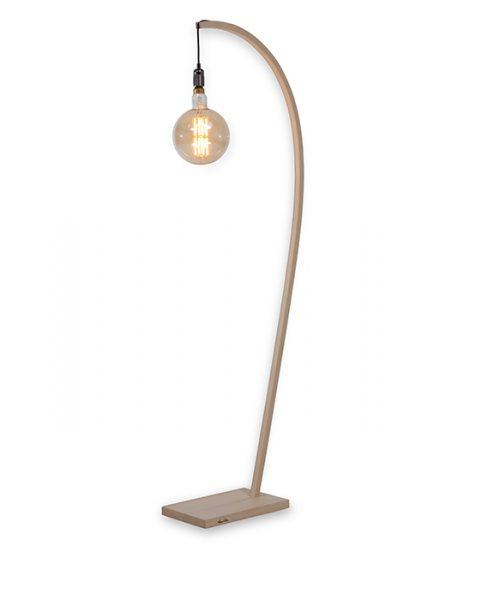 "Luminaire - Lampadaire - Lighting ""Momentum"" H190 en bois"