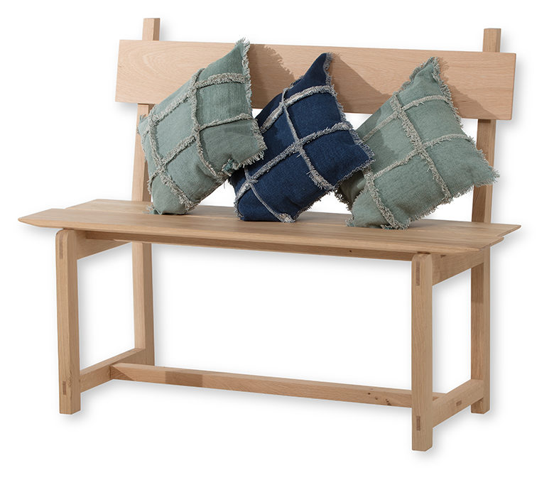 """Furniture - Wooden bench """"Linea"""""""
