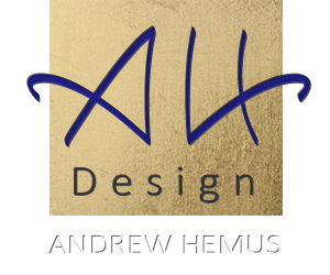Logo AH DESIGN