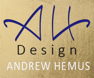 Enhance your living space with Andrew Hemus Design creations.