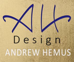 Sublimez votre espace de vie avec les créations Andrew Hemus Design