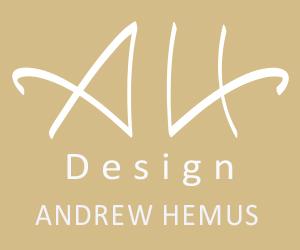Logo Andrew Hemus Design