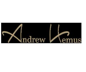 Signé Andrew Hemus, votre ébéniste créateur et Design