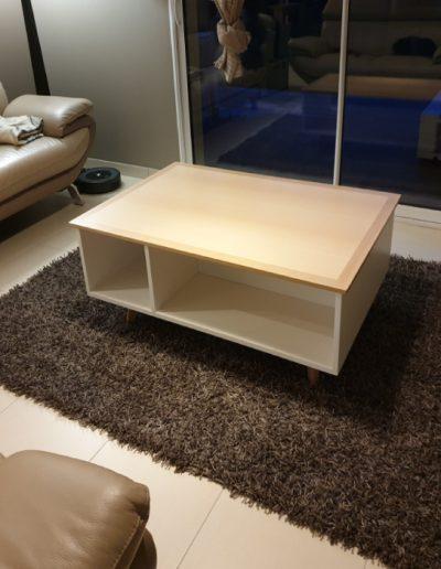 Mobilier - Meuble Sur-Mesure Table de Salon