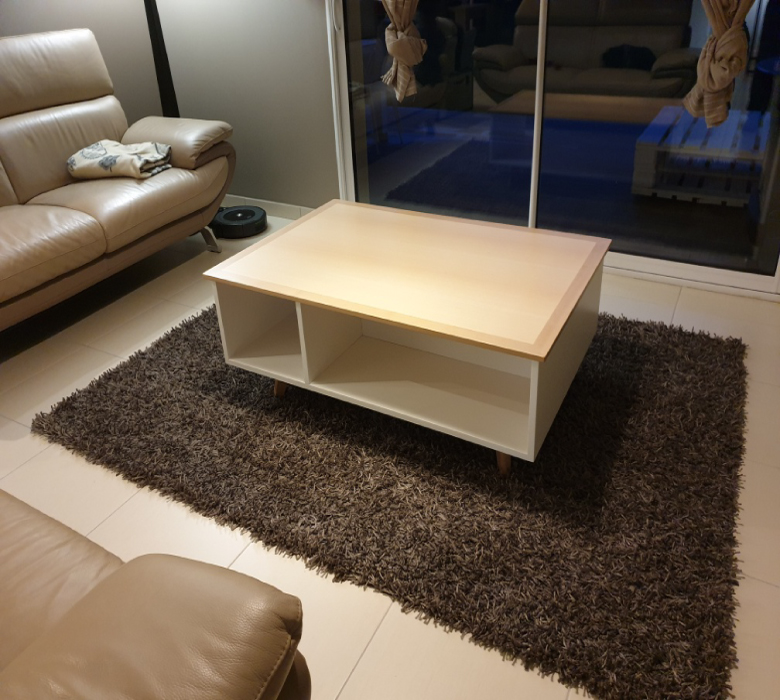 Bespoke design - Furniture - Lounge table