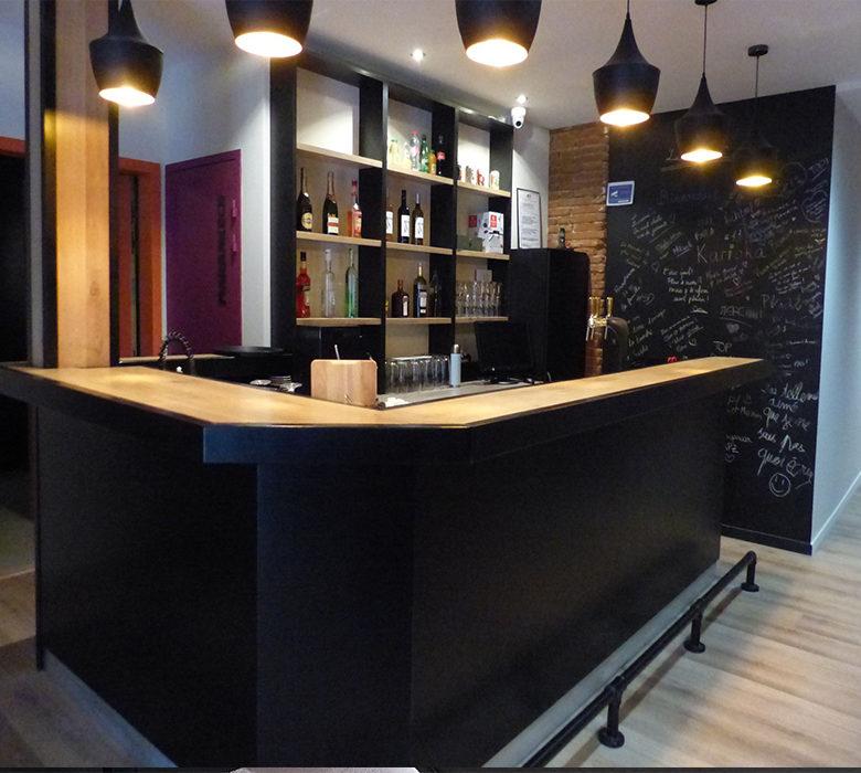 "Bespoke design of ""karioka"" -Toulouse (FR)"