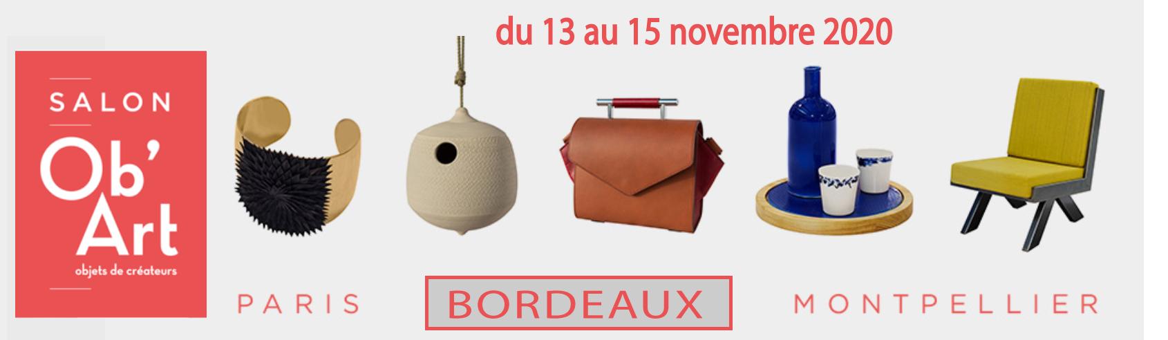 Salon Ob'art - Bordeaux