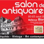 salon des antiquaires Biarrirz reporté en aout 2021