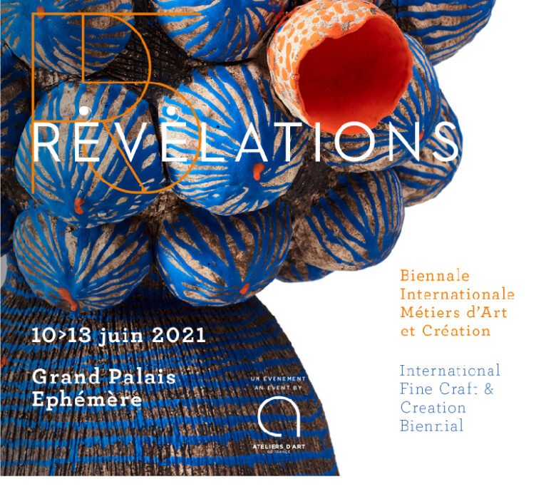 Andrew Hemus selected for the 5th Biennial Revelations Fair - 2021
