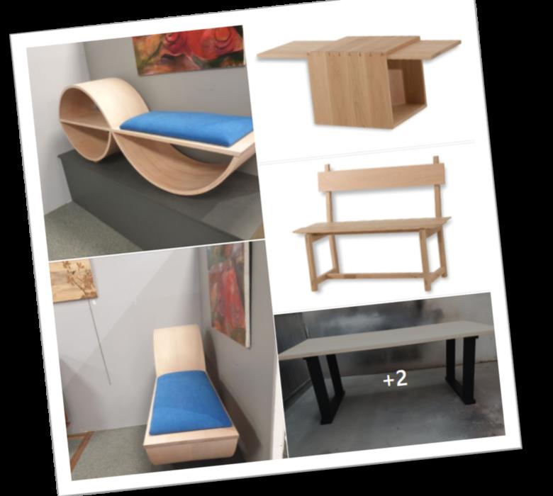 Destocking of the Andrew Hemus Design workshop - find out more